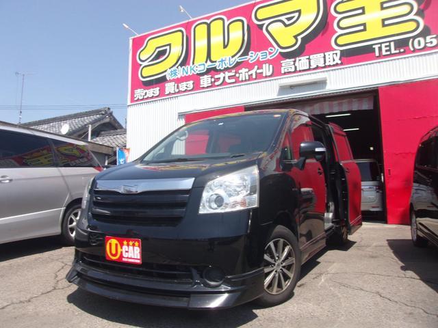 トヨタ X フルエアロ ツインモニター フルセグTV Tチェーン