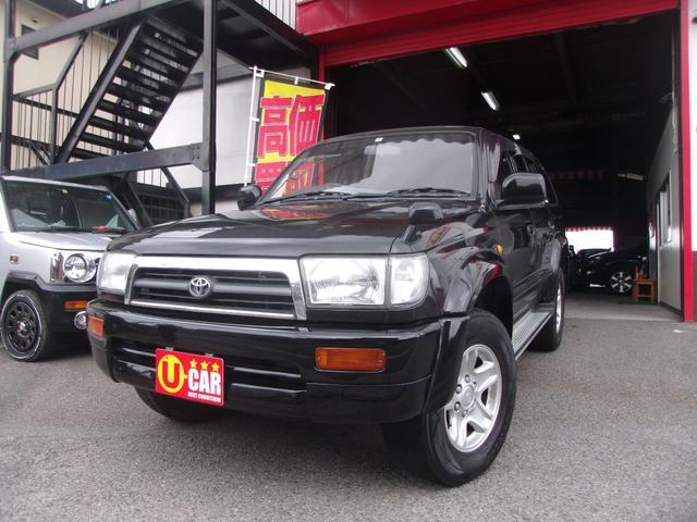 トヨタ SSR-Xリミテッド ワイド 4WD タイミングチェーン