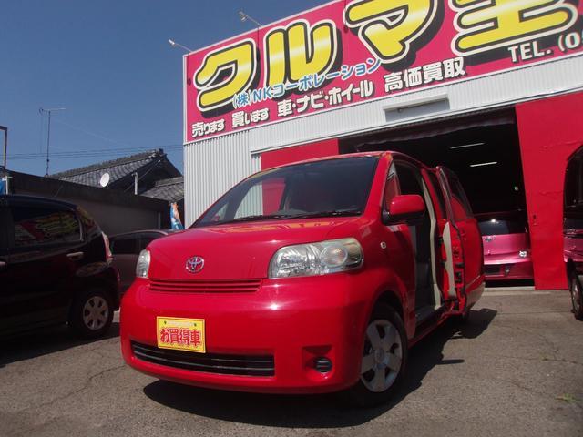 トヨタ 130i 電動スライドドア ナビ Bカメラ Tチェーン