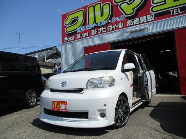 トヨタ 150R フルエアロ 電動スライドドア タイミングチェーン