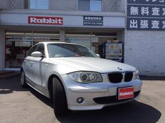 BMW118i ディーラー車 HID 右ハンドル