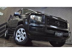 リッジライン1ナンバー 左ハンドル 4WD GIBSONマフラー Mナビ