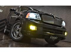 リンカーン ナビゲーターアルティメイト 1ナンバ 4WD SR 22AW  Pゲート
