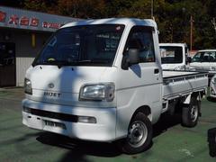 ハイゼットトラック4WD 5速MT 三方開