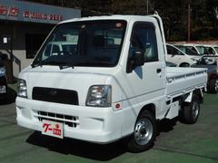 サンバートラックTC−SC 4WD 5速MT スーパーチャージャー