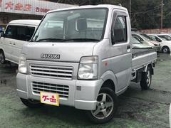 キャリイトラック4WD 5速MT エアコン パワステ