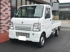 キャリイトラック4WD エアコン 5MT 軽トラック 2名乗り
