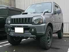 ジムニーワイルドウインド 軽自動車 4WD リフトアップ 背面タイヤ