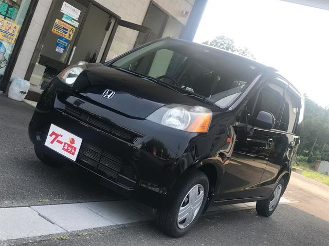 ホンダ G 純正バックカメラ付CD ベンチシート エアコン 軽自動車