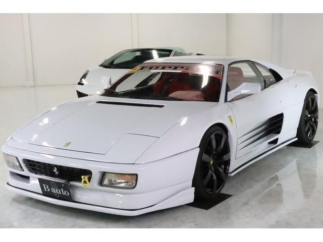 「フェラーリ」「フェラーリ 348」「クーペ」「愛知県」の中古車