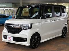 N BOXカスタムG・Lターボホンダセンシング 試乗車