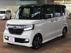 N BOXカスタムG・Lホンダセンシング 試乗車8インチナビ
