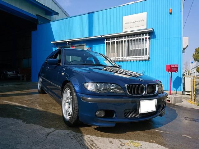 BMW 320i Mスポーツパッケージ キセノンヘットライト