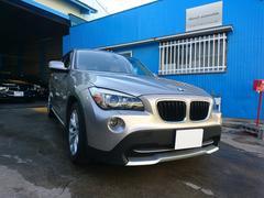 BMW X1sDrive 18iハイラインPKG Xラインエクステリア