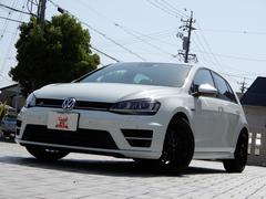 VW ゴルフRグロスブラックOZ18 ミシュラン