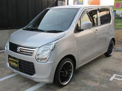 ワゴンRFX−E キーレス ナビ 地デジ カスタム車両・保証付
