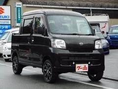 ハイゼットカーゴデッキバンG 4WD ETC リフトアップ マッドタイヤ