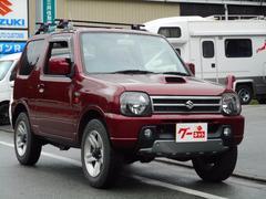 ジムニーワイルドウインド 4WDターボ ワンオーナー キーレス