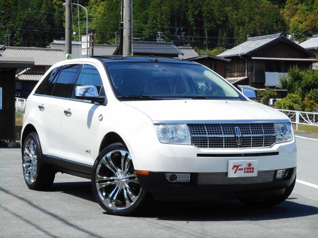 「リンカーン」「リンカーン MKX」「SUV・クロカン」「三重県」の中古車