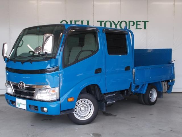 トヨタ Wキャブパワーゲート SDナビ バックカメラ ワンオーナー車