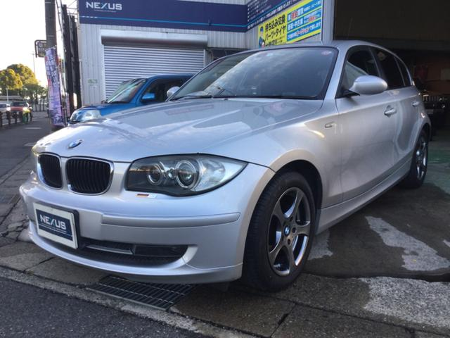 BMW 116i HID ETC ナビ