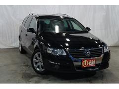 VW パサートヴァリアント2.0T ナビ TV ETC シートH 黒革シート HID