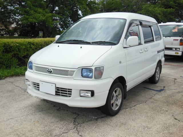 トヨタ 8No キャンピング登録 ベット シンク  FFヒ-タ