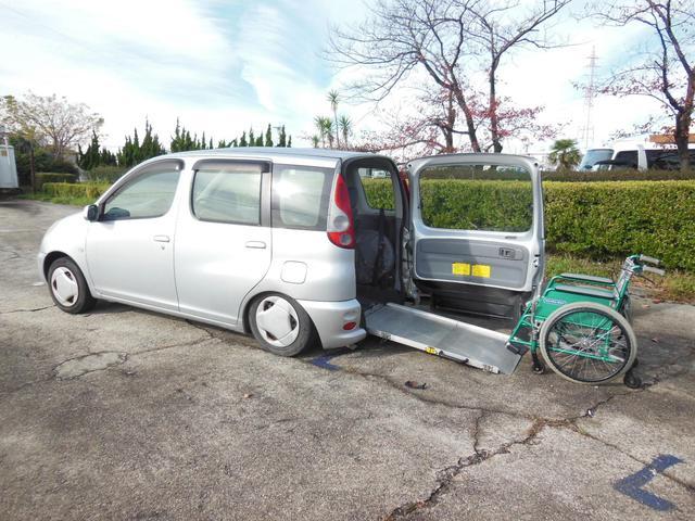 「トヨタ」「ファンカーゴ」「ミニバン・ワンボックス」「愛知県」の中古車