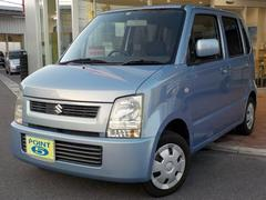 ワゴンRFX 純正CD ETC キーレス タイミングチェーン 買取車