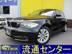 BMW116i  プッシュスタート ETC 純正AW ディーラー車