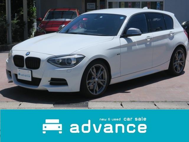 BMW M135i HDDナビ 黒革 320馬力 短期間限定掲載