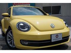 VW ザ・ビートルデザインレザーパッケージ 黒革クルコンキセノンSヒーター