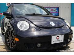 VW ニュービートルターボ 買取車 天張り張替済 本国仕様CPUトルクUP済