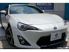 86GT 買取車ワンオーナー純正ナビ社外セキュリティ3年保証付き