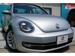 VW ザ・ビートルデザインレザーパッケージ スライディングガラスルーフキセノン