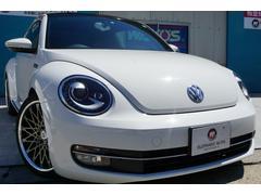 VW ザ・ビートルデザインレザーパッケージ 19インチAWローダウンリヤスポ