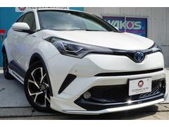 C−HRG ワンオナ買取車モデリスタエアロ9型ナビBカメラクルコン