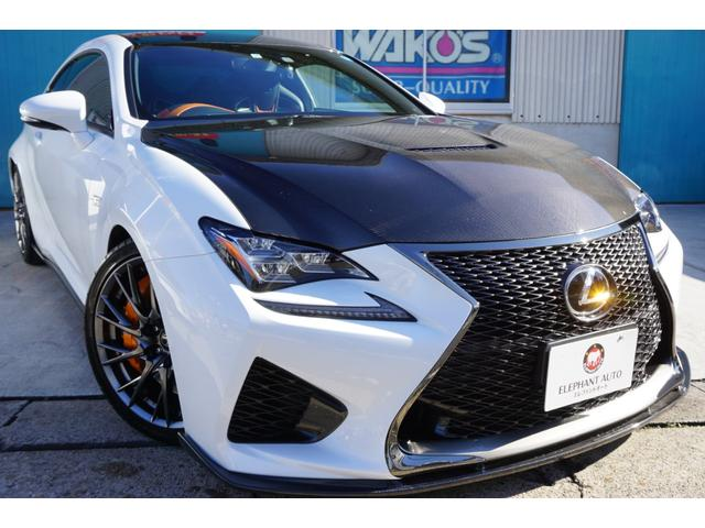 Photo of LEXUS RC F CARBON EXTERIOR PACKAGE / used LEXUS