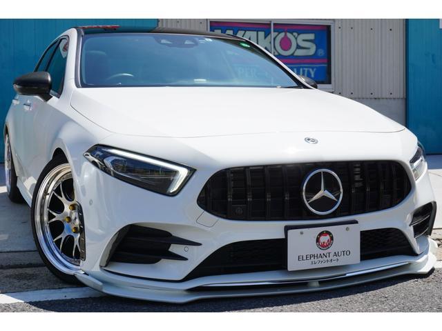 メルセデス・ベンツ A200d AMGライン