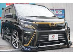 ヴォクシーハイブリッドZS 煌 純正10型SDナビゲーション バックカメラ 12.1型後席モニター 音響カスタム スマートルームミラー 両側電動スライド ROWENエアロ&リアスポイラー アドミレイションS&Rエアロ TEIN車高調