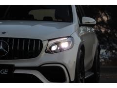 メルセデスAMGGLC63 S 4マチック+ 最速SUV マッドブラックAW