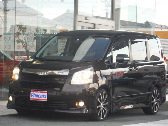 トヨタ S 18アルミ車高調ナビTV両側パワスラドアHID