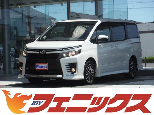 トヨタ ZS ワンオーナー セーフティセンスC ナビTV エアロ