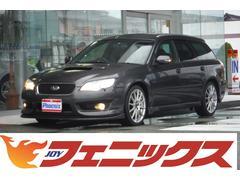 レガシィツーリングワゴンtuned by STI600台限定車HDDナビ黒半革シート
