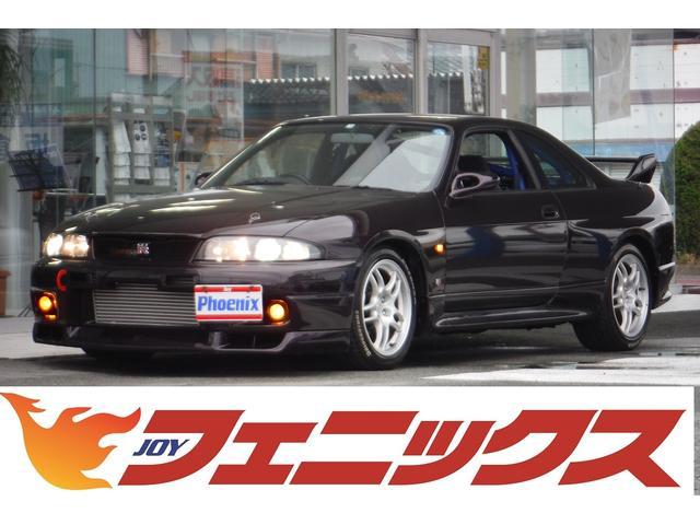 日産 GT-R最終型純正エアロ車高調
