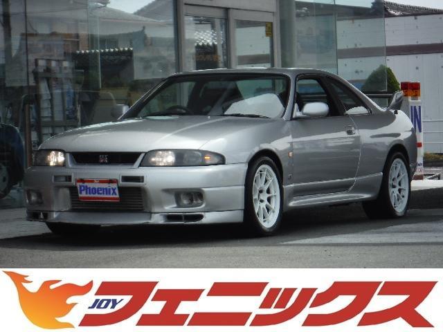 日産 GT-R前置インターCENKEI17アルミ車高調マフラー