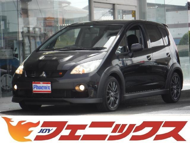三菱 ラリーアート バージョンR 5速HDDナビTVキセノンETC
