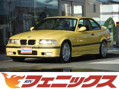 BMWM3クーペ後期6速MT黒革サンルーフ純正エアロ純正17アルミ
