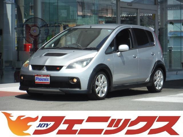 三菱 ラリーアート バージョンR5速MTキセノンHDDナビTV