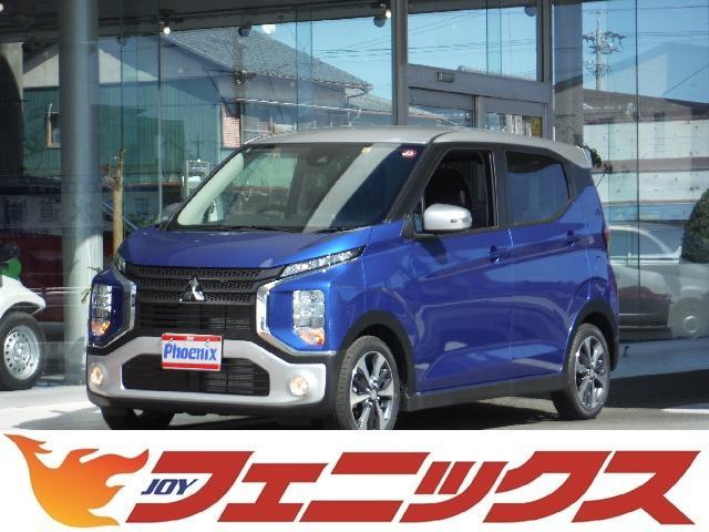 「三菱」「eKクロス」「コンパクトカー」「三重県」の中古車